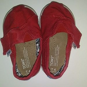 KIDS SALE! Baby Toms Shoes